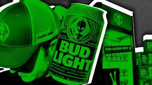 Bud Light Alien Bud Light Launches Alien Themed Beer Pack Despite Failed