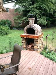 diy wood burning pizza oven plans the family fired brick in south built with form by wood fired pizza oven design