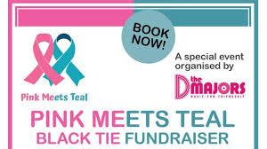 Pink Meets Teal Black Tie Fundraiser Hmri