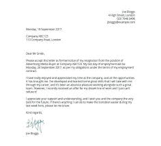 Letter Of Resignation Templates Word Free Letter Of Resignation Template Word Photo Letter Of