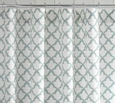 marlo organic shower curtain