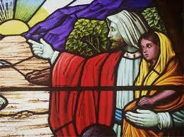 stained glass windows middle ages for