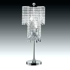 crystal chandelier table lamps image of luxury crystal chandelier table lamp crystal chandelier table lamps