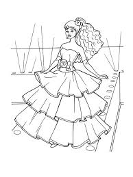 Small Picture 100 ideas Barbie Fashion Fairytale Coloring Pages Games on