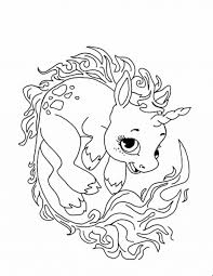 Unicorn Coloring Pages Online Games With Free Printable Cute Plus
