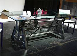 industrial looking furniture. other highlights included a super industriallooking adjustable table by industrial looking furniture
