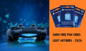 how to get free psn codes with psn code