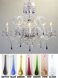 g46 387 5 color fruit color crystal chandelier chandeliers crystal chandelier