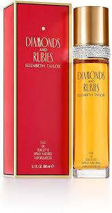 <b>Elizabeth Taylor DiamondsRubies</b> by for Women Eau De toilette ...