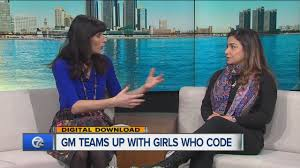 general motors teams up with s who code to empower s to pursue tech careers