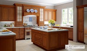 simple ideas ready to assemble kitchen cabinets toffee glazed
