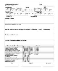 Action Form In Pdf. 39+ Free Notice Forms Sample Templates. Employee ...