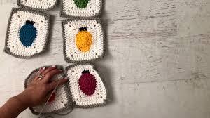 Crochet Christmas Lights Blanket Crochet Christmas Lights Blanket Repeat Crafter Me