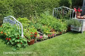 garden photo frames. Turn An Old Metal Bed Frame Into A Spectacular Veggie Garden! It\u0027s Easy To Do Garden Photo Frames L