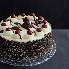 Black Forest Cake Cakes At Nogas