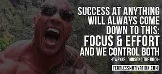 Rock Quotes Magnificent 48 Of The Best Motivation Quotes By Dwayne Johnson The Rock
