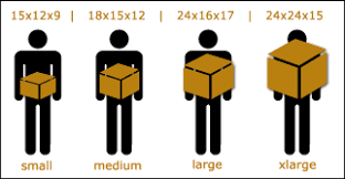 Box Size Chart Mover Boxes Useful Information About Mover Boxes