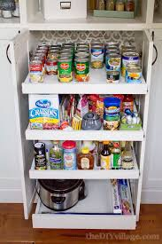 custom kitchen pantry reveal pull out pantry shelvessliding cabinet