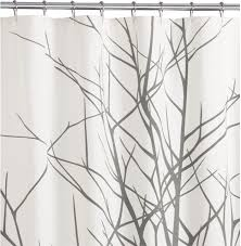 Modern shower curtains Elegant Arbor Shower Curtain Modern Shower Curtains By Cb2 Society6 Shower Curtains Good Home Design
