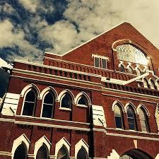 Ryman Seating Chart Balcony Grand Ole Opry Live Radio Show Review Of Ryman Auditorium