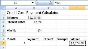Calculator Credit Card Payment Credit Card Interest Charge Calculator Credit Card Payoff