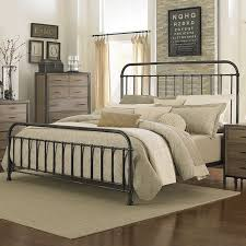 Rustic Metal Bed Frames Best Iron And Brass Beds Images On Pinterest ...