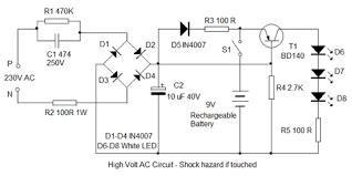 wiring led emergency lights wiring image wiring circuit diagram of emergency light the wiring diagram on wiring led emergency lights