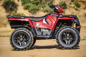 atv test 2017 polaris sportsman 570 sp dirt wheels magazine