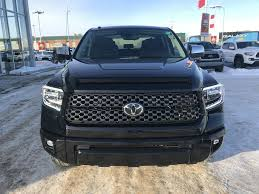 New 2018 Toyota Tundra 4 Door Pickup in Red Deer, AB J7061