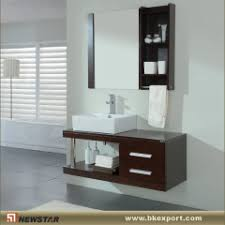 Bathroom wall hanging vanity