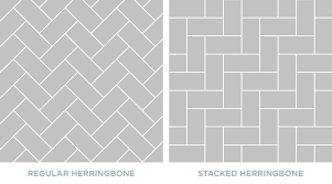 Herringbone Pattern Tile