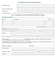 Free Purchase Order Template Word Impressive Construction Purchase Order Template Free Subcontractor Form