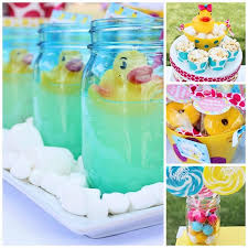 57 Best Baby Boy Shower Images On Pinterest  Baby Shower Boys Blue Punch For Baby Boy Shower