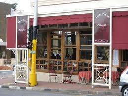Cafe de la creme