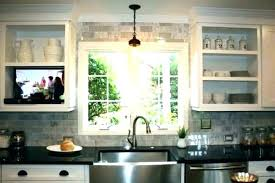 over the kitchen sink lighting. Perfect Kitchen Kitchen Sink Lighting Ideas Over The  Intended Over The Kitchen Sink Lighting A
