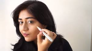 how to apply face highlighter makeup tutorial for indian skin tones makeup tutorials