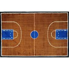 fun shape basketball area rug themed rugs inthemoodforco basketball court rug duke basketball court rug