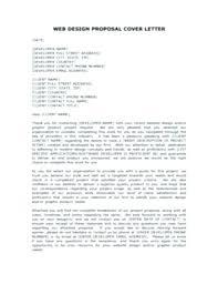 Sample Cover Letter For A Proposal Davidkarlsson
