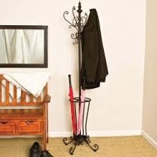 Coat Rack And Umbrella Holder Coat Tree With Umbrella Stand Foter 92