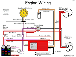 delco remy 3 wire alternator wiring diagram 2 one ford explained