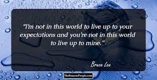 Bruce Lee Water Quote Simple 48 Powerful Quotes By Bruce Lee That Will Change Your Life