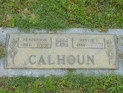Nettie Isabelle James Calhoun (1894-1977) - Find A Grave Memorial