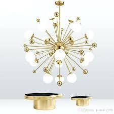 modern gold spark glass chandelier hanging pendant lamp ceiling throughout modern gold chandelier ideas modern gold