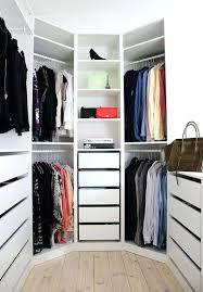 small closet idea small walk in closet ideas 4 organization tips and
