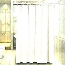 extra long shower curtain liner 96 clear bed bath and beyond wide bathroom