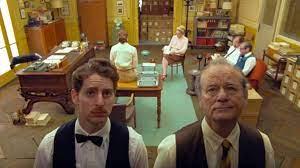 "THE FRENCH DISPATCH"" Kino Film News ..."