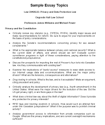 photo essay topics financial markets essay topics final cal law 3040x03 privacy and data protection essay topic