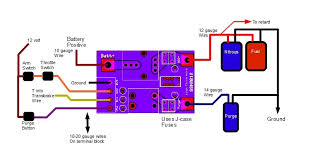 nitrous transbrake wiring diagram great installation of simple single stage nitrous board rh leashelectronics com nitrous relay wiring diagram wiring two stage nitrous transbrake