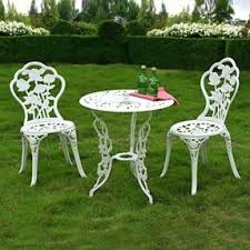 white iron patio furniture.  Patio Homey Idea Cast Iron Outdoor Furniture Home Decoration Ideas Patio Sets  Foter Antique Berkeley Forge In Throughout White U