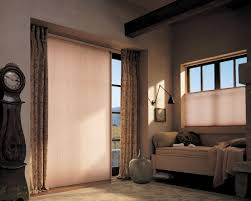 duette honeycomb shades with vertiglide